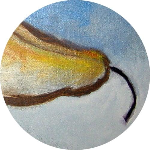 Yksityiskohta taidemaalari Paul Osipowin teoksesta.