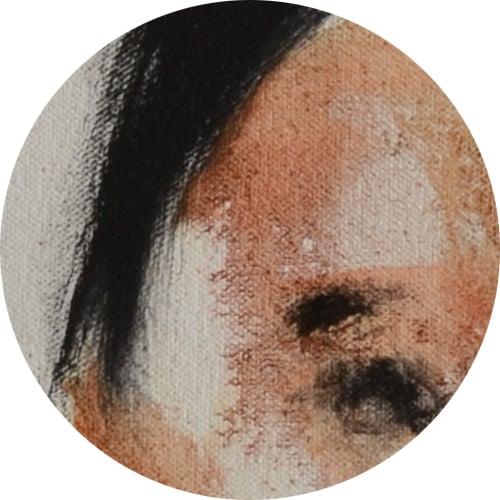 Yksityiskohta taidemaalari Viggo Wallensköldin teoksesta.
