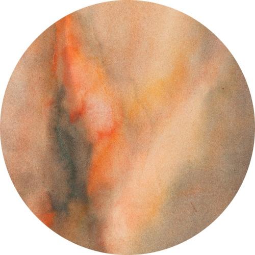 Yksityiskohta taidemaalari Senja Vellosen teoksesta.