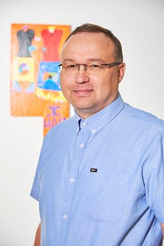 Invalidisäätiön palvelujohtaja Juha-Matti Mattila.