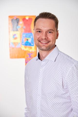 Invalidisäätiön talousjohtaja Jussi Somervuo.